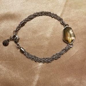 Chloe and Isabel ocean lace flex bracelet